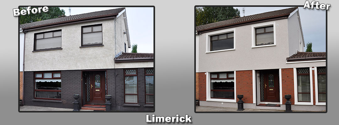 Solid Insulation External Wall Insulation Specialists Galway